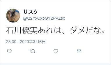 薄田美起男が嘘ばかりつくので石川優実に無視され裏切って掌返しをする!