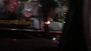 大阪のタクシーの客が杖で車を叩き逃走する何があったのか?