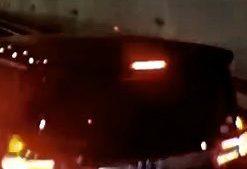 新東名高速道路で煽り運転被害を受け相手は逃げました!