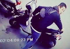 福岡市博多区でガレージからバイクを盗んだガキはすぐに返してください!